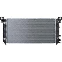 RADIATOR GM3010563 FOR 14 15 16 SILVERADO SIERRA 1500 W/O TOWING PKG. image 4
