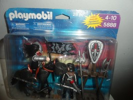 Playmobil 5888 Knights Set For Castle NEW - $17.77