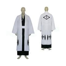 Bleach 12th Division Captain Kurotsuchi Mayuri Cosplay Costume - $73.31