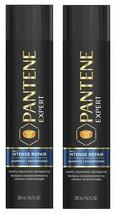 2 Pantene Expert Pro-V Intense Repair Shampoo 9.6 FL OZ  Rejuvenate dama... - $21.77