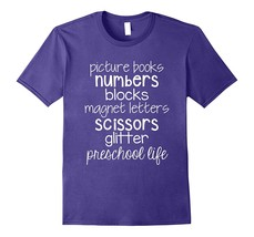 Preschool Life Teacher T-Shirt Men - $17.95+