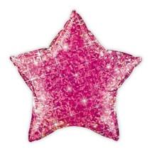 Mylar Foil Helium Party Balloon Decoration - Metallic Magenta Pink Star  - $6.99