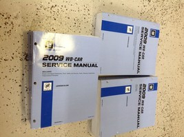 2009 BUICK LACROSSE ALLURE Service Shop Repair Workshop Manual Set FACTORY  - $395.95