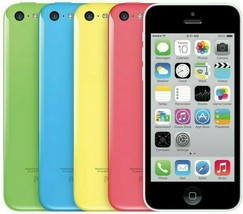 Apple iPhone 5C - 4G LTE UNLOCKED AT&T/CRICKET | T-MOBILE/METROPCS Smartphone