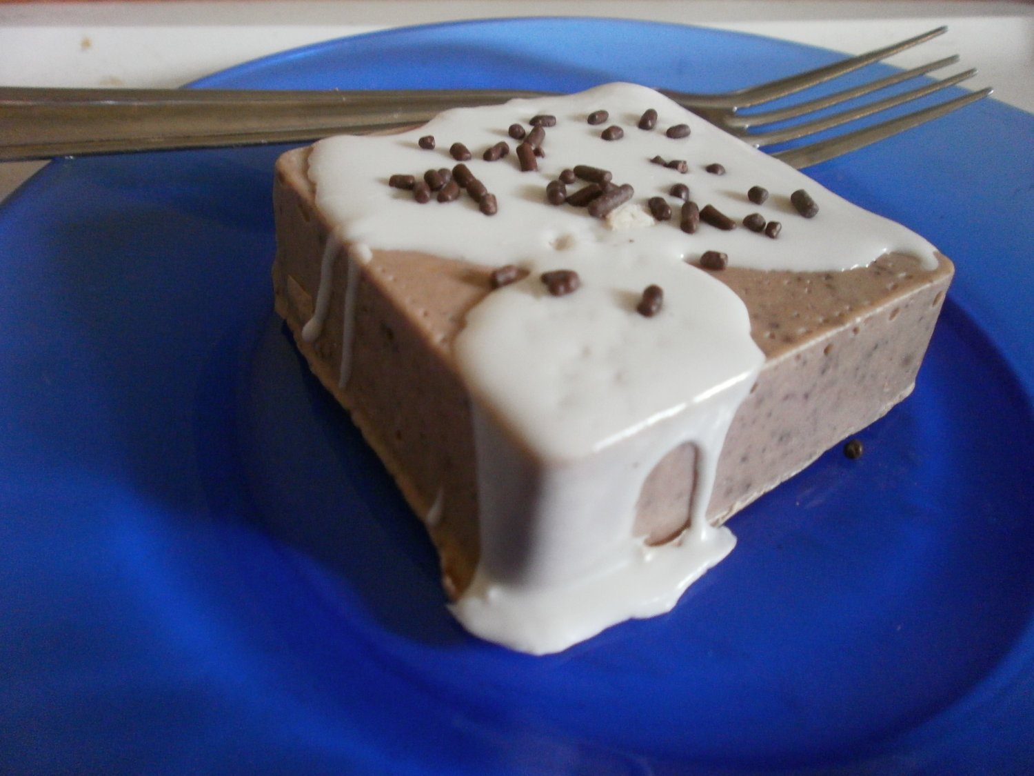 brownie cake soap, health and beauty, soap, dessert soap - $4.25