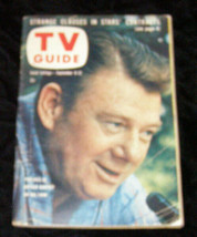 Arthur Godfrey Tv Guide bette davis sept 1958 - $14.99