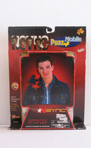 NSYNC - JC Chasez  -Collectible Foam Mobile Jigsaw Puzzle - New - $11.62