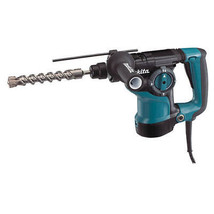 "Makita 1-1/8"" SDS-plus Rotary Hammer with LED Light HR2811F New - $413.99"