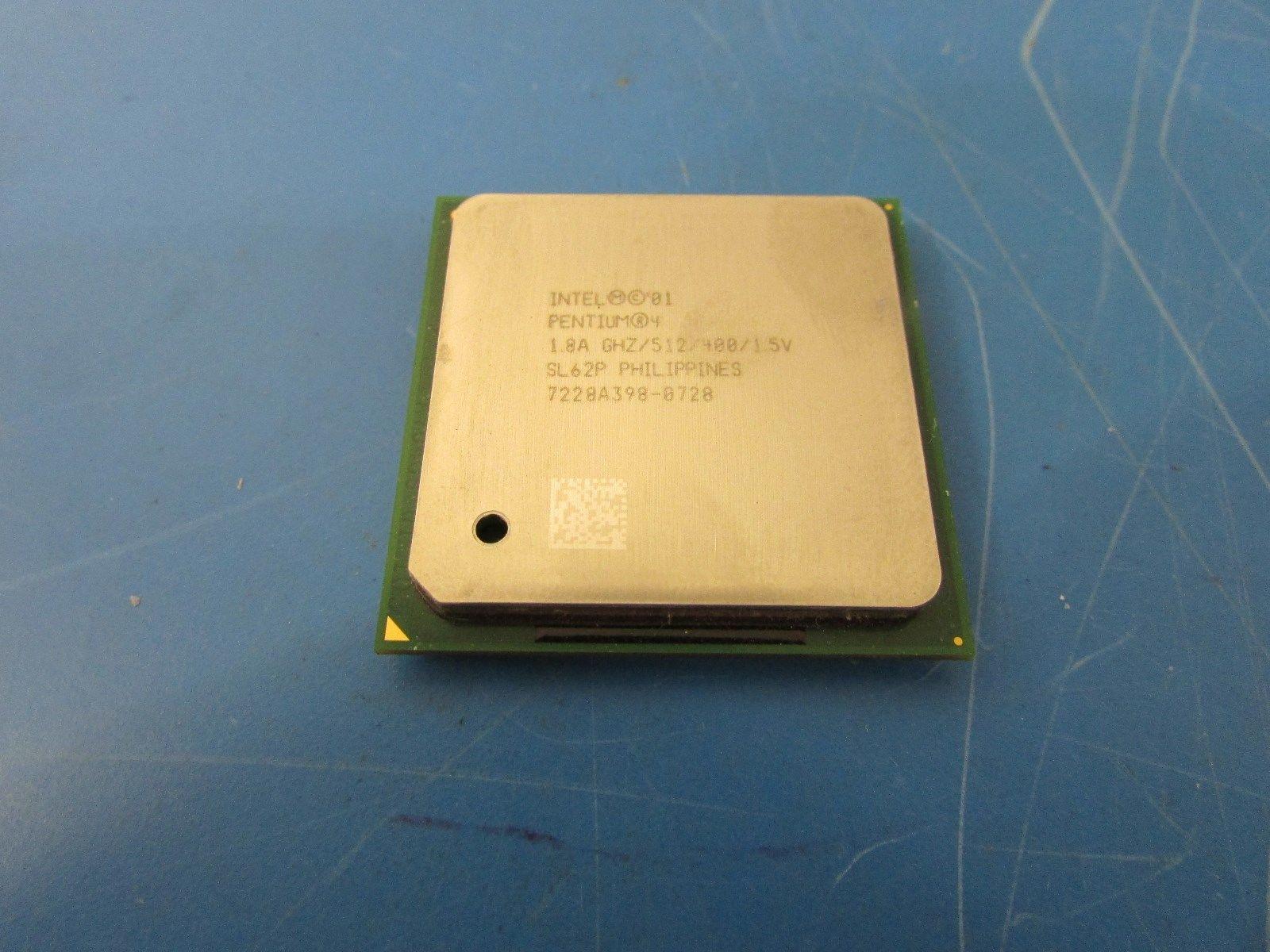 Intel Pentium 4 18a Ghz 512 400 Sl63x And 18 Similar Items Processor Socket 478