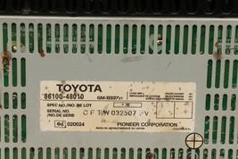 Lexus Toyota Pioneer Amp Amplifier 86100-48010, GM-8337ZT image 2