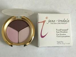Jane Iredale PurePressed Pressed Eye Color Eyeshadow Trio Pink Bliss - $20.00