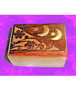 FREE W $100 Haunted 100x SCHOLAR ENHANCED MAGICK MAGNIFYING WOODEN CHEST... - $0.00