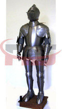 Medieval Knight Suit of Armor 15th Century Combat Full Body Armour suit - $544.75