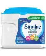 Similac Advance Infant Formula with Iron - OptiGRO - 1.45lb - Use By 10/1/2021 - $25.23