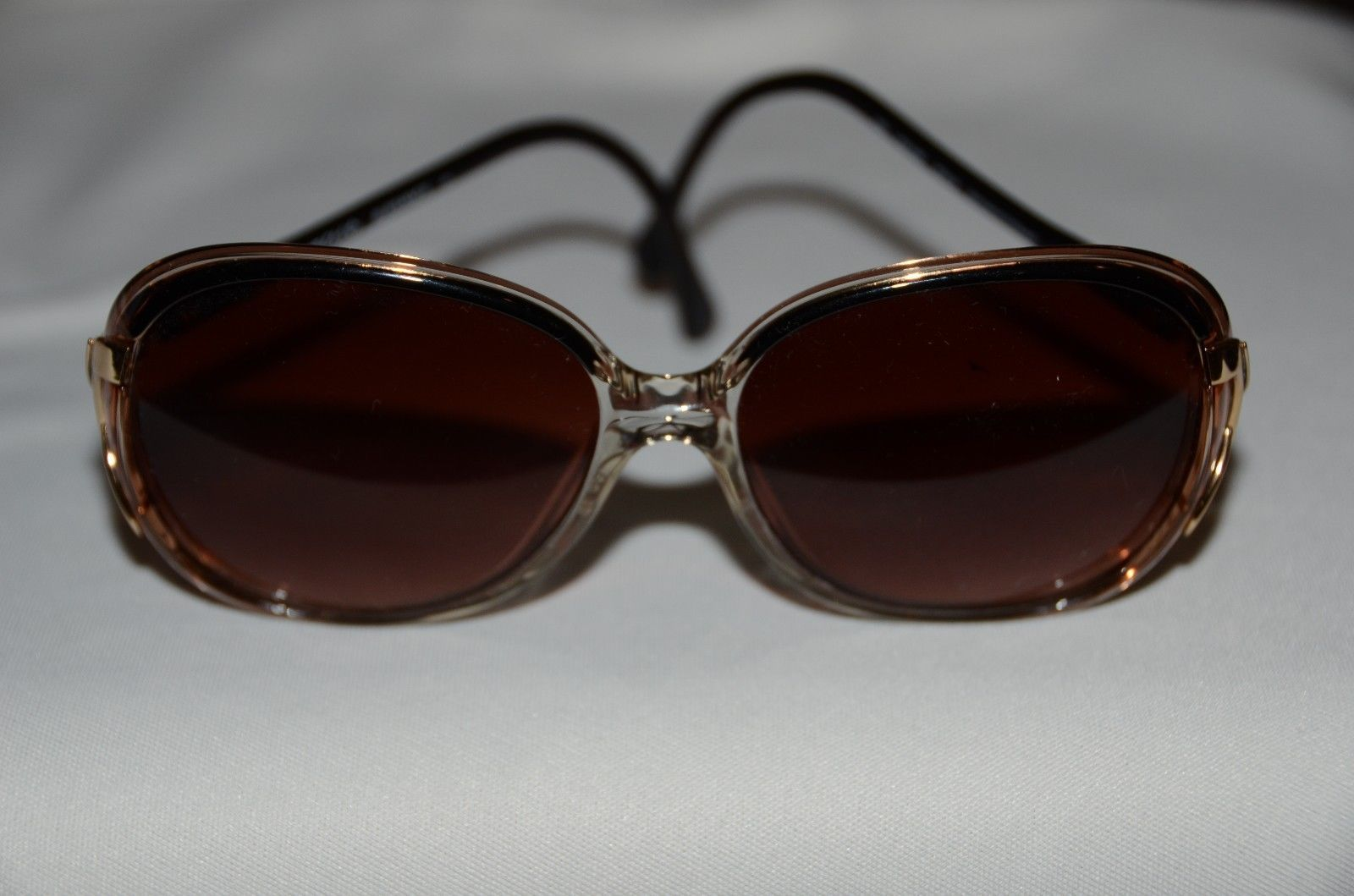 36fb26fb895 LUXOTTICA Elegance Women s Brown Cognac SUGLASSES ready2wear made in ITALY  -  7.19