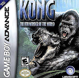 Kong: The 8th Wonder of the World (Nintendo Game Boy Advance) Video Game