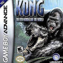 Kong: The 8th Wonder of the World (Nintendo Game Boy Advance) Video Game - $9.99