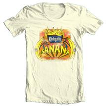 Chiquita Banana T-shirt Free Shipping retro 80's style 100% cotton CHQ123 image 1