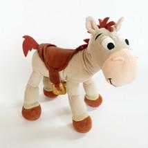 "Disney Parks Bullseye Poseable Plush Horse 10"" Toy Story PIXAR - $9.99"