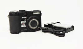 Nikon COOLPIX P5100 12.1MP Digital Camera - Black - $84.99