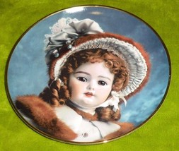 Franklin Mint Heirloom Hanau Doll Museum Portrait of Madeline Collection... - $3.39