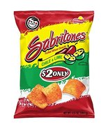 Sabritones Wheat Snacks, 4.25 Ounce - $5.95 CAD