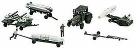 Ha Sega Wa 1/72 US Air Force Armed Work Set Plastic Model X72-5 - $32.33