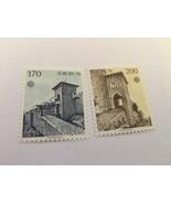 San Marino Europa 1978 mnh  stamps - $2.00