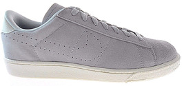 NIKE TENNIS CLASSIC CS SUEDE MEN'S PLATINUM/IVORY CASUAL SHOES, #829351-001 - $30.79