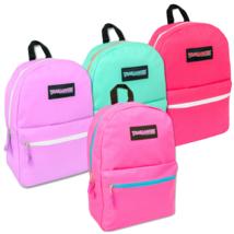 Trailmaker Classic Girls 2 Pocket Backpack - $8.95