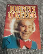 Johnny O'Keefe Magazine King Of Australian Rock 1979 64 Pages Excellent ... - $61.22