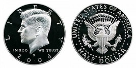 2003 S Proof Kennedy Half Dollar CP2042 - $4.75