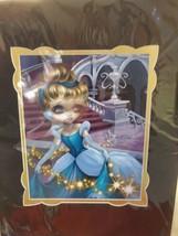 Jasmine Becket Griffith Disney WonderGround Cinderella Leaving Ball Delu... - $78.21