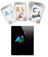 Cypher Kids Club i3D LETTERS Interactive Learning Cards iPhone iPod Touc... - $17.48