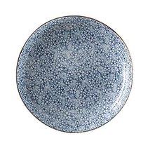 East Majik Household Creative Dinner Plate Ceramic Dinner Plate Beautiful Dinner - $19.60