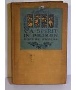 1908 Antique Book A Spirit in Prison Robert Hichens Hardcover - $18.99