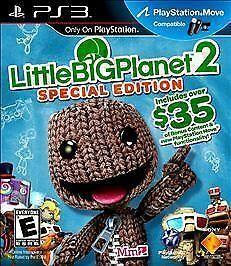 Little Big Planet Little Big Planet 2 PS3