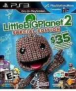 Little Big Planet Little Big Planet 2 PS3 - $15.98