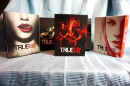 True Blood : Seasons  1, 2. 3, 4  and 5  DVD  - $75.78