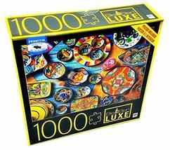 "Big Ben Luxe Puebla Pottery 1000 Piece 27"" by 20"" Jigsaw Puzzle with Premium Qua - $39.59"