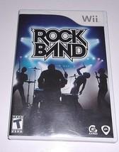 Rock Band (Nintendo Wii, 2008) - $3.51