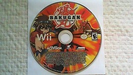 Bakugan Battle Brawlers (Nintendo Wii, 2009) - $2.65