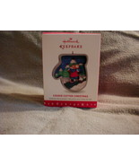 Hallmark - Cookie Cutter Cristmas ! 5th in Series ! Free Priority Shipping! - $22.72
