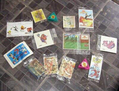 Primary image for Cereal Premiums & Vintage Toys Disney + Gummi Bears Looney Tunes 101 Dalmatians