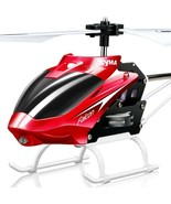 Helicopter Toy Remote Controlled Battery Power Impact Shatter Resistant ... - $27.95
