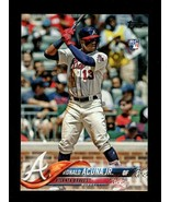2018 TOPPS UPDATE SSP WHITE JERSEY US250 RONALD ACUNA JR. RC BRAVES HOT!... - $1,799.99
