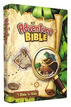 NIV, Adventure Bible, Hardcover, Full Color [Hardcover] Zondervan and Ri... - $14.99