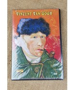 Vincent Van Gogh life DVD movie NIP - $11.83