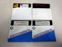 Commodore 64c Test Pilot Bundle Computer System 1541-II Disk Drive Games Box image 12