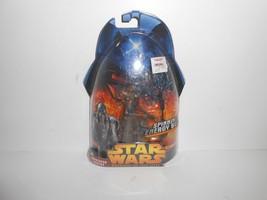 2005 Star Wars Revenge of the Sith Mustafar Sentry Spinning Energy Bolt MOC - $11.99
